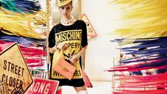 x1080 Top Models Fashion Models Fei Fei Sun Girls Moschino