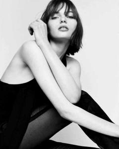 Sergei Polunin x Fran Summers by Luigi Iango for Vogue Germany