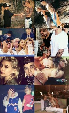 Justin Bieber y Hailey Baldwin Jailey