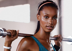picture of Jasmine Tookes workout 2016