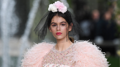 Chanel Slammed for Barely Dressed Kaia Gerber Campaign