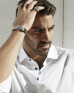 ANTM winner Nyle DiMarco in Stephen F