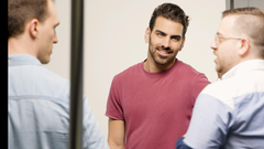 Nyle DiMarco Uses Children Of A Lesser God To Help Deaf Community
