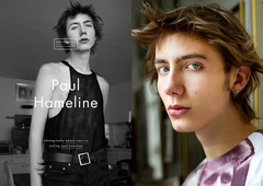 Paul Hameline NEWfaces
