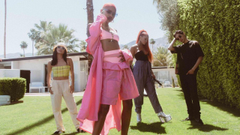 WeWonder with Slick Woods in Palm Springs