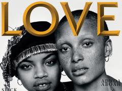 Slick Woods Adwoa Aboah Rowan Blanchard More Cover Tiffany Co