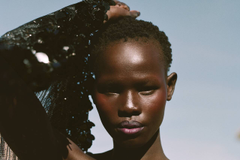 Shanelle Nyasiase is a Model to Watch