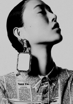Sora Choi Is Lensed By Ben Hassett In Play It Loud For Vogue
