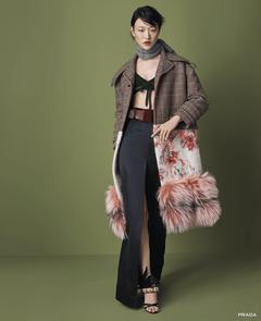 AD CAMPAIGN Sora Choi for Saks Fifth Avenue Fall Winter 2017