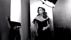 Caitlyn Jenner during the Vanity Fair Photoshoot