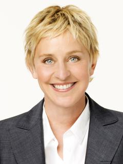 American comedian TV Host Actress Writer and Producer Ellen Lee