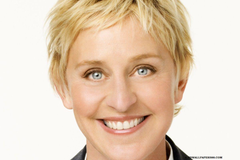 American comedian TV Host Actress Writer and Producer Ellen