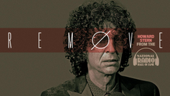 Petition Kraig Kitchin Remove Howard Stern from the Radio Hall of