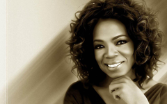 Oprah Winfrey HD Desktop Wallpapers