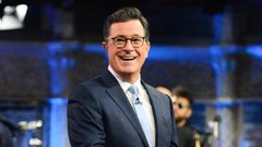 Stephen Colbert tackles stolen data scandal The one time I