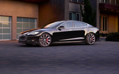 Tesla Model S P85D Pictures