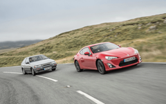 These Stunning AE86 And GT86 Image Are The Perfect Desktop Wallpapers