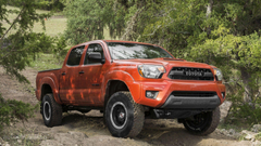 Toyota Tacoma TRD Pro HD Wallpapers Conquering Jurassic