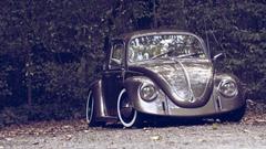 Vw bus beetle kombi fusca variant wallpapers