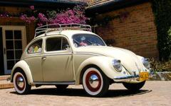Volkswagen Fusca Brazil
