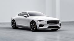 Volvo Launches New Polestar Brand