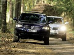 Volkswagen Touareg Wallpapers Volkswagen Touareg Wallpapers for