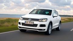 Beautiful car Volkswagen Touareg wallpapers and image
