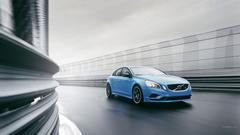 Volvo S60 Car Polestar Racing Blue Cars Wallpapers HD Desktop