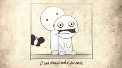 When i wanna make Chris smile Be like This TvT