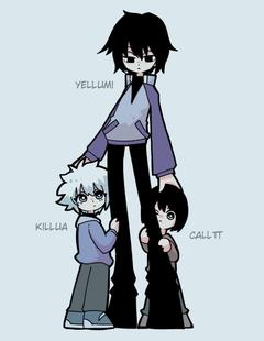 killua and illumi
