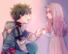 Eri and Deku