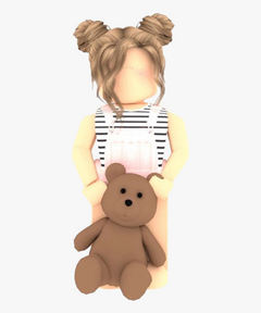 teddy roblox girl