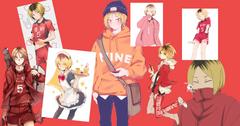 Kenma Desktop wallpaper