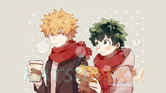 i ship bakugo and deku so bakudeku
