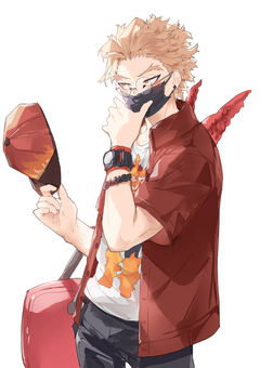Looking good with Endeavor merch