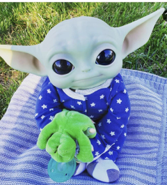 Hope you guys like my baby Yoda