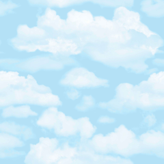 Asthetic Clouds