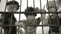me baku and todo went to jail