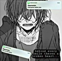 im depressed