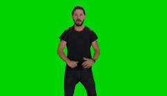 i if yall want the green screen