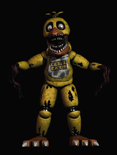 WITHERD CHICA AGIAN
