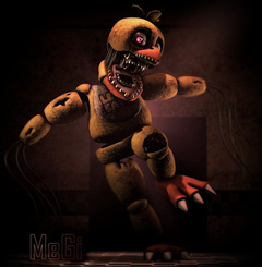 WITHERD CHICA