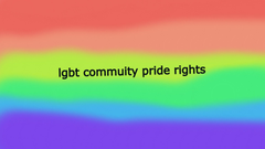 for lgbt people
