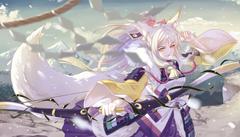 cute kitsune