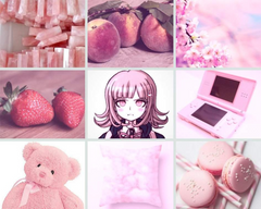 Chiaki Moodboard