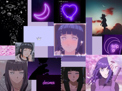 Hinata Hyuga aesthetic original