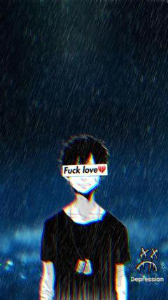 toedit sadboy depression anime rain wallpapers like