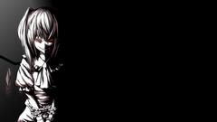 Depressing Anime Backgrounds Dark anime girl