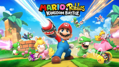 mario rabbits kingdom battle wallpaper