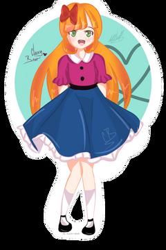 Annabeth on Human Fnaf